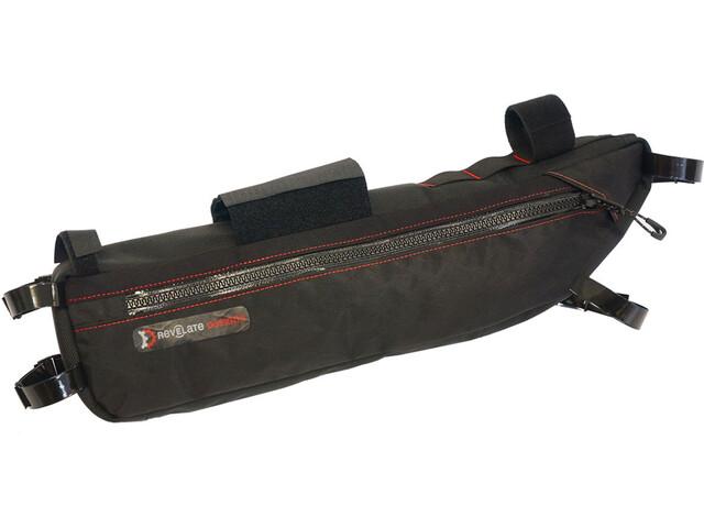 Revelate Designs Tangle Frame Bag M, black